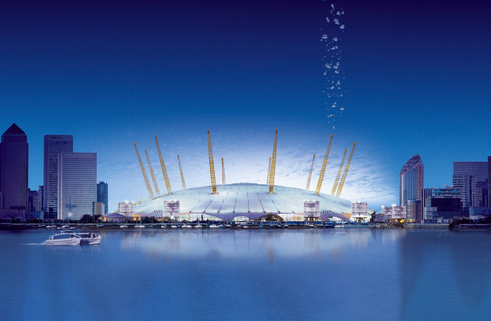Events at The O2