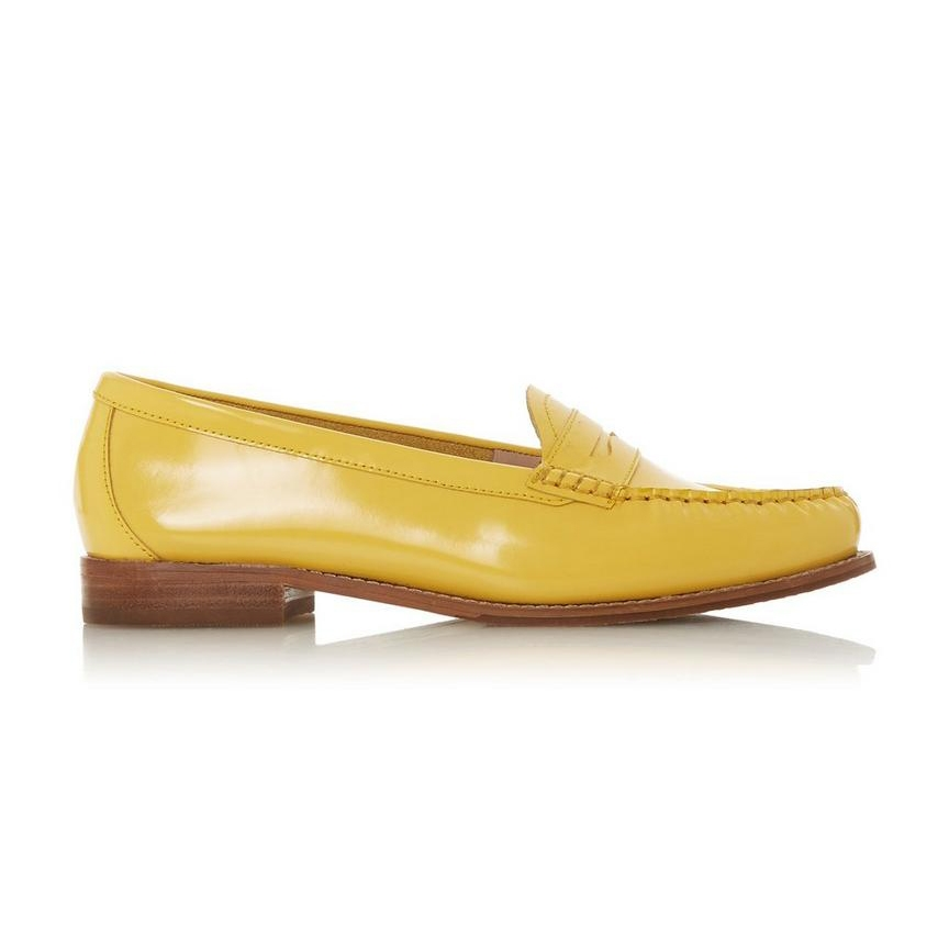 Dune London, Glossy loafers, was £85 now £24