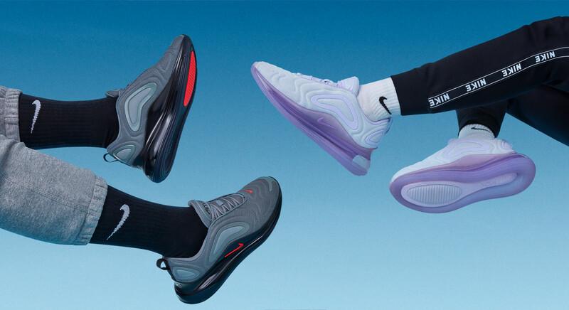 Nike Factory Store slide