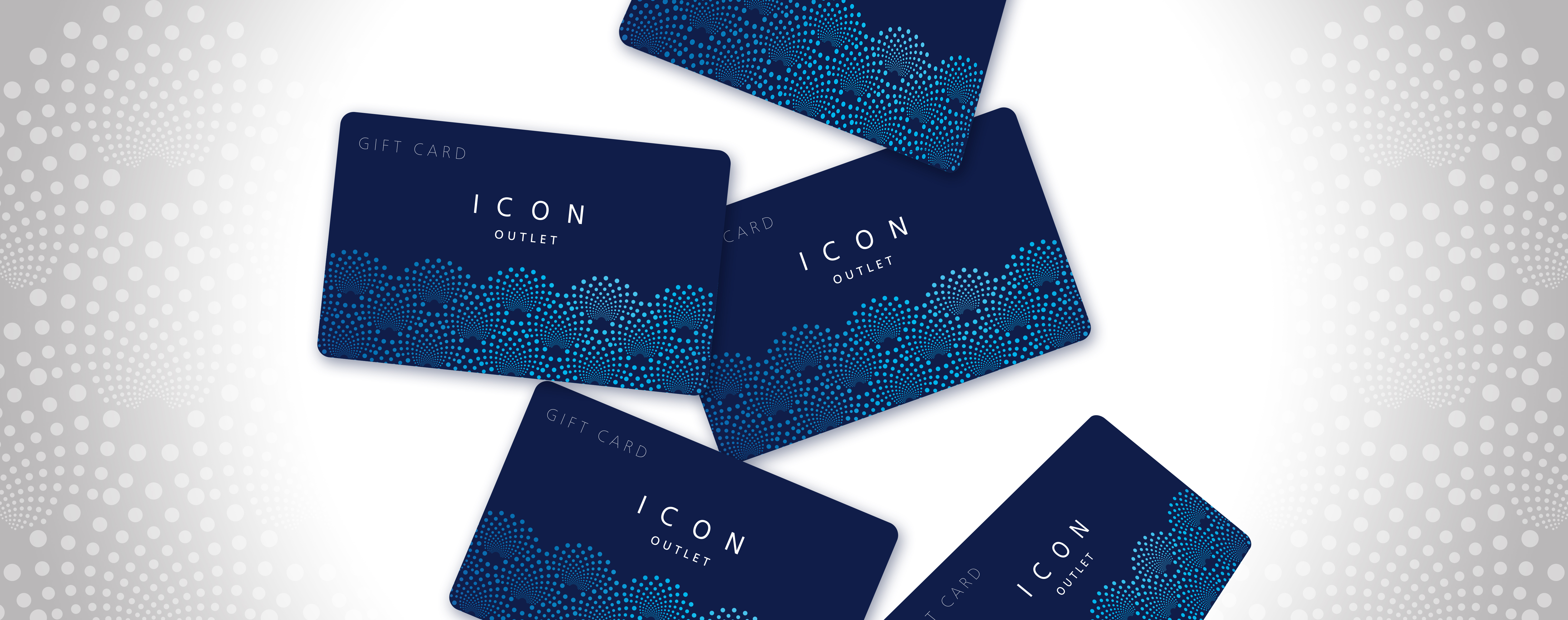 Gift Card - ICON Outlet at The O2 - Outlet Shopping London