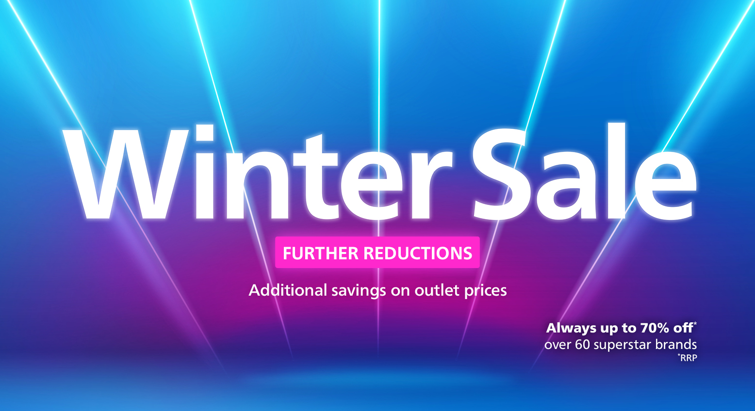 Winter Sale ICON Outlet