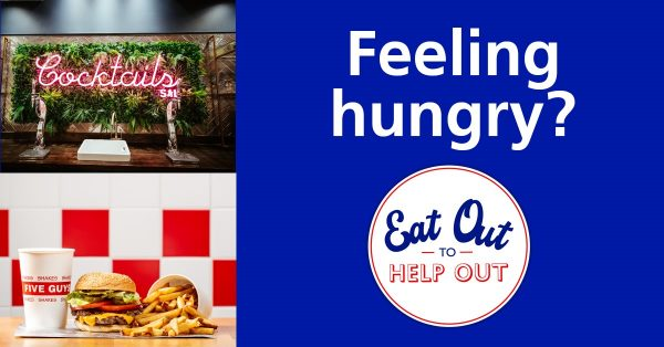 Eat out to help out Icon Outlet