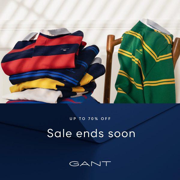 Gant Summer Sale
