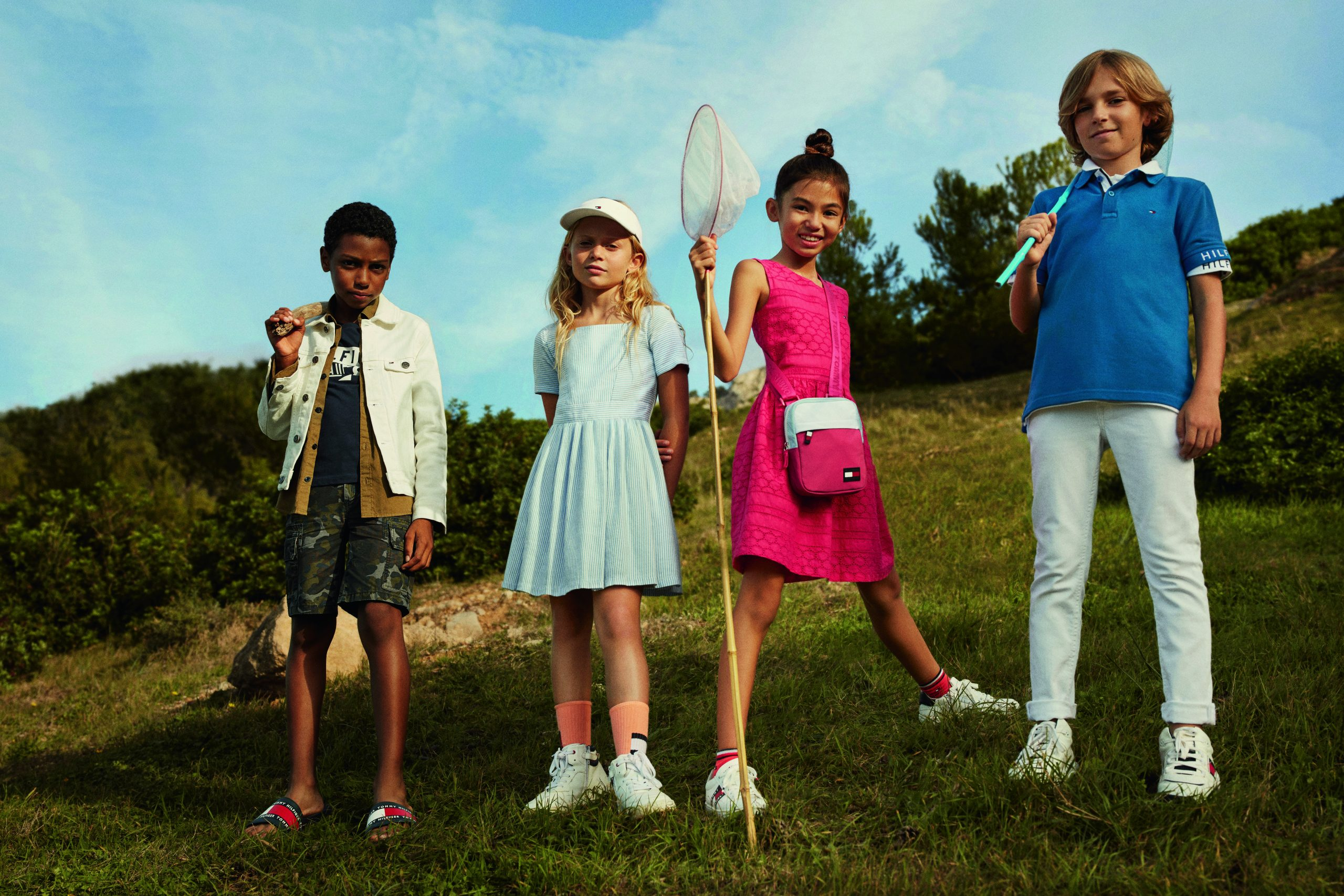 Tommy Hilfiger Kids Icon Outlet