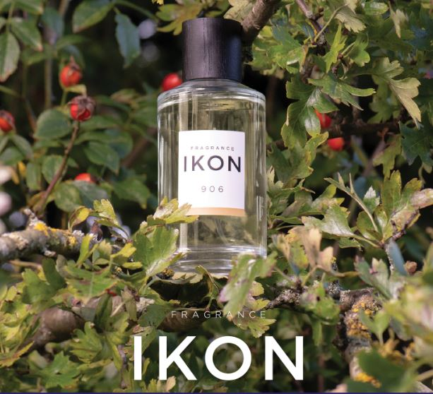 IKON Fragrance now in store