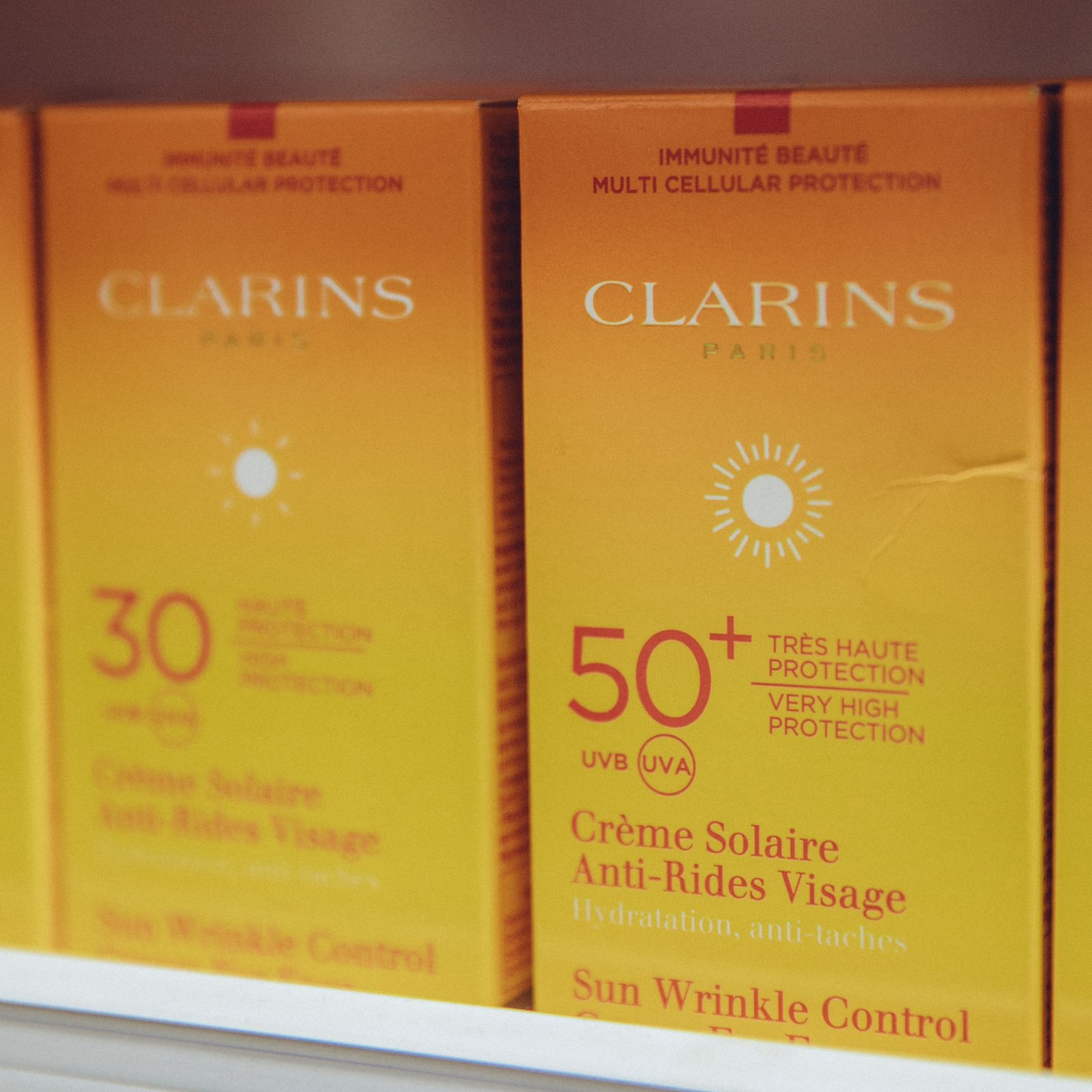 Shop Clarins at Beauty Outlet
